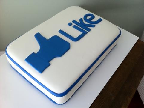 Facebook Cake Dani Cakes Savannah