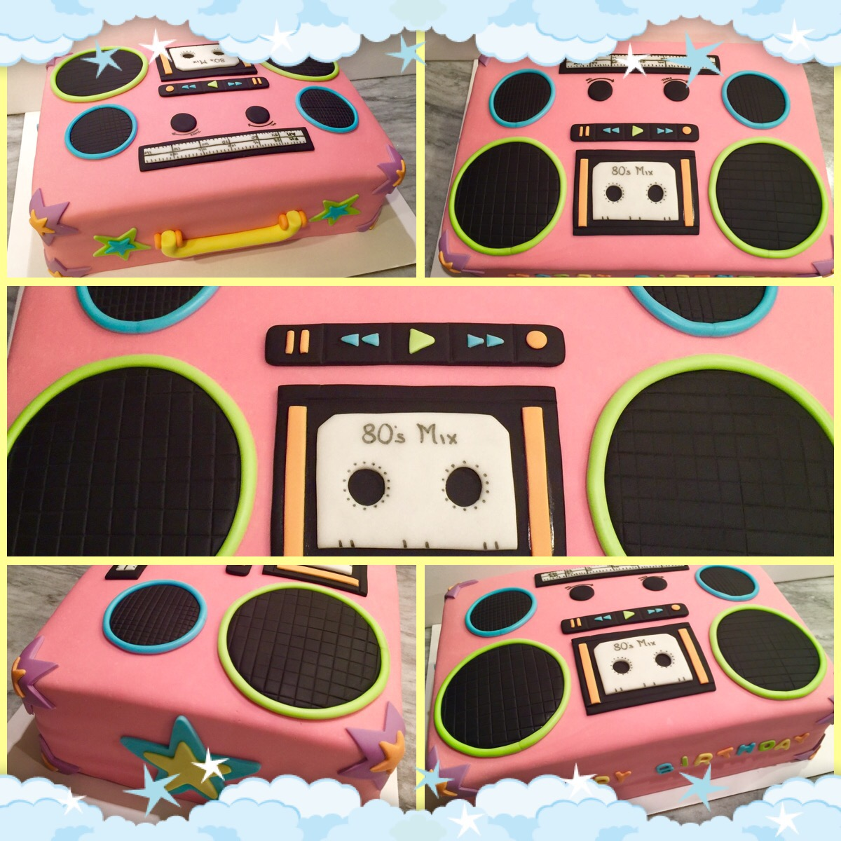 Cool Cake Page 10 Dani Cakes Savannah Funny Birthday Cards Online Alyptdamsfinfo